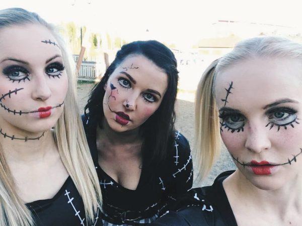 Tanssikarnevaalit Joensuun torilavalla LA 25.5.2019